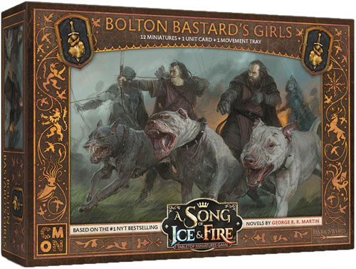 A Song of Ice & Fire - Tabletop Miniatures Game - Bolton BastardS Girls