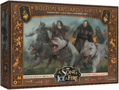 A Song of Ice & Fire - Tabletop Miniatures Game - Bolton Bastard'S Girls