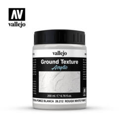Vallejo Ground Texture Rough White Pumicev