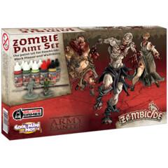 Warpaints: Zombicide Black Plague Paint Set