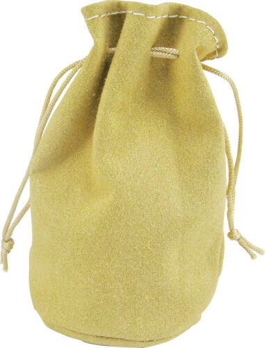 Dice Bag - Leather pouch Small
