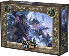 A Song of Ice & Fire - Tabletop Miniatures Game - Free Folk Savage Giants