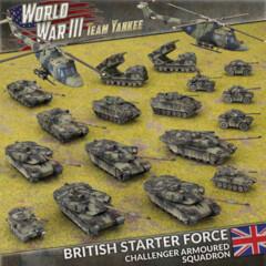 Team Yankee: British Starter Force - Challenger Armoured Squadron