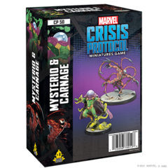 Marvel Crisis Protocol: Carnage & Mysterio Character Pack