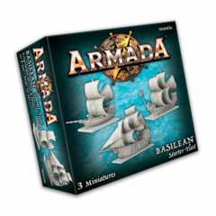 Armada: Basilean Starter Fleet