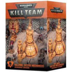 Warhammer 40000: Kill Team Killzone: Sector Mechanicus