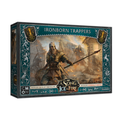 A Song of Ice & Fire - Tabletop Miniatures Game - Ironborn Trappers