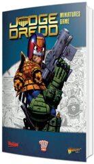 Judge Dredd: Miniatures Game Rulebook