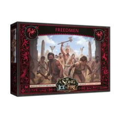 A Song of Ice & Fire - Tabletop Miniatures Game - Freedmen