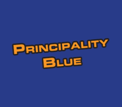 Acrylic: Principality Blue