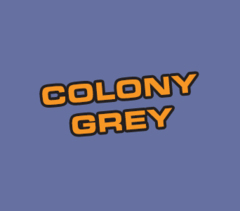 Acrylic: Colony Grey