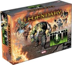 Legendary: Marvel Deck Building Game- World War Hulk