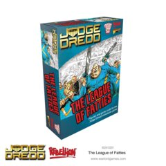 Judge Dredd: The League of Fatties