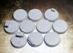 Bases: Beveled Edge 32mm Steel Plating