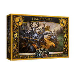 A Song of Ice and Fire: Tabletop Miniatures Game - Stag Knights