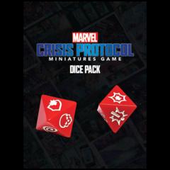 Marvel Crisis Protocol: Dice Pack (10)