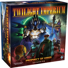 Twilight Imperium: Prophesy of Kings