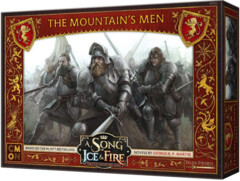 A Song of Ice & Fire - Tabletop Miniatures Game - Lannister Mountain's Men