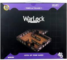 Warlock Tiles: Town & Village I