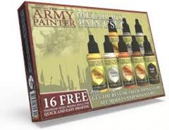 The Army Painter - Metallics Paint Set