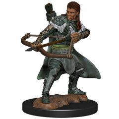 Icons of the Realms Premium Miniatures - Human Ranger Wave 4