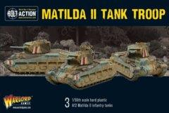 Matilda II Tank Troup