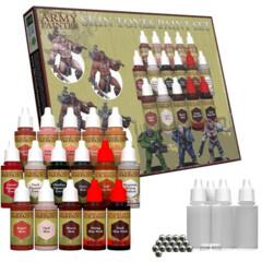 Warpaints: Skin Tones Paint Set