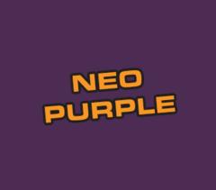 Acrylic: Neo Purple