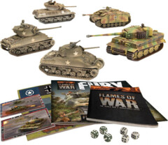 Flames of War: Fury - World War II Tank Combat