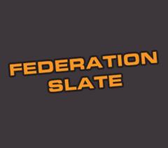 Acrylic: Federation Slate
