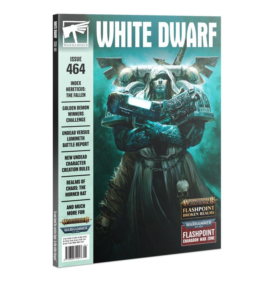 WHITE DWARF: 464