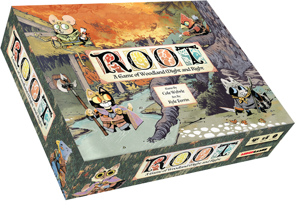 Root- A Game of Woodland Might and Right