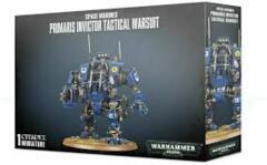 Space Marine Primaris Invictor Tactical Warsuit