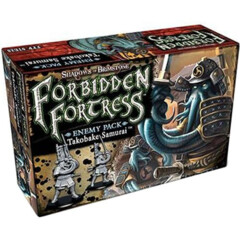 Forbidden Fortress: Takobake Samurai Enemy Pack