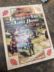 Dragon Lance: The Complete Krynn Source Book- Leaves from the Inn of the last home