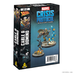 Marvel Crisis Protocol: Domino & Cable Character Pack