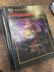 Advanced Dungeons and Dragons: Player's Option: Skills and Powers