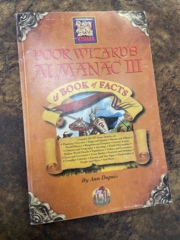 Advanced Dungeons and Dragons 2nd Edition: Poor Wizards' Almanac III