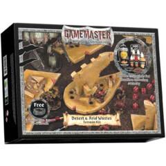 Gamemaster: Desert & Arid Wastes Terrain Kit