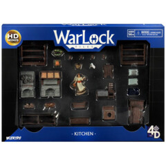 Warlock Tiles: Kitchen