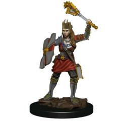D&D Prepainted Premium Miniatures: Female Human Cleric- W6