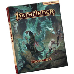 Pathfinder RPG Second Edition: Bestiary 2 Pocket Edition