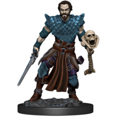 Icons of the Realms Premium Miniatures - Human Warlock Wave 4
