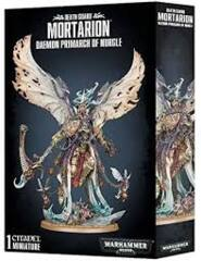 Death Guard: Mortorian, Daemon Primarch of Nurgle