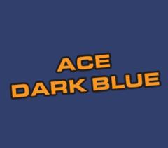 Acrylic: Ace Dark Blue