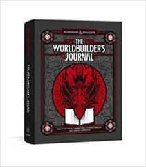 The Worldbuilder's Journal