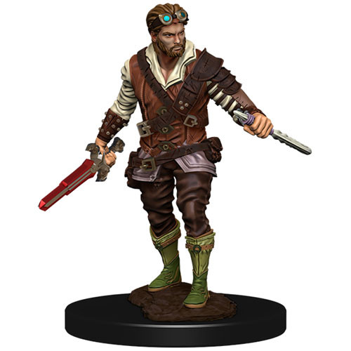 Icons of the Realms Premium Miniatures - Human Rogue Wave 4