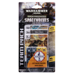 Warhammer 4,000: Dicemasters- Spacewolves Sons of Russ