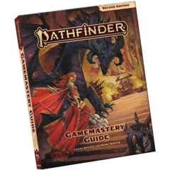 Pathfinder RPG Second Edition: Gamemastery Guide Pocket Edition