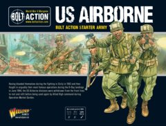 Bolt Action: US Airborne Bolt Action Starter Army